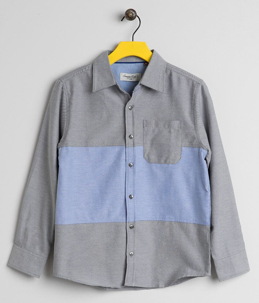 Boys - Sovereign Code Sully Shirt front view