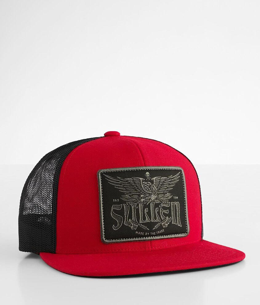 Sullen Eagle Tradition Trucker Hat front view
