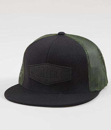 Sullen Brillo Trucker Hat