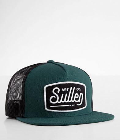 Sullen Brush Stroke Trucker Hat