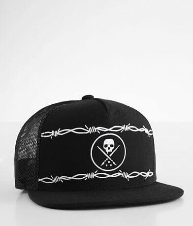 Sullen Barbed Trucker Hat