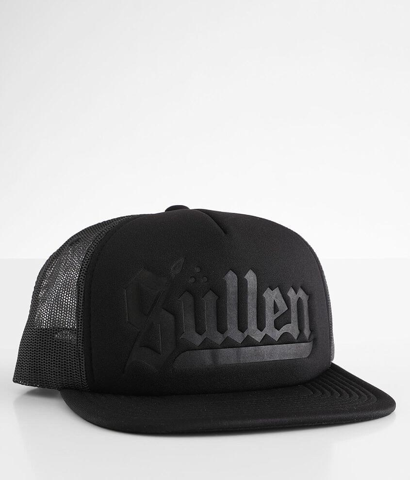 Sullen Branding Iron Trucker Hat front view