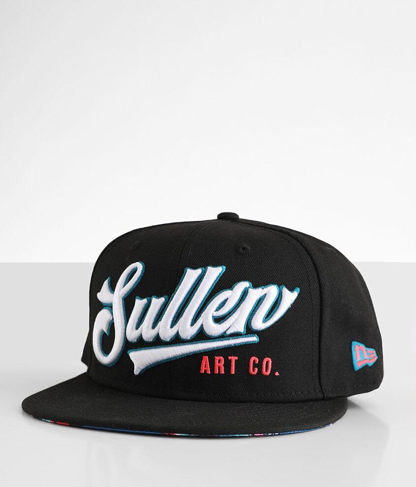 Sullen Ring Of Fire Hat front view