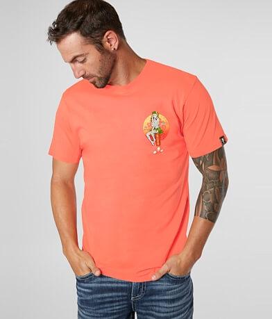 Sullen Hula Girl T-Shirt