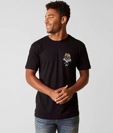 Sullen Paiva Badge T-Shirt