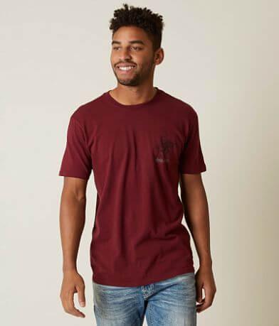 Sullen Shark Ship T-Shirt