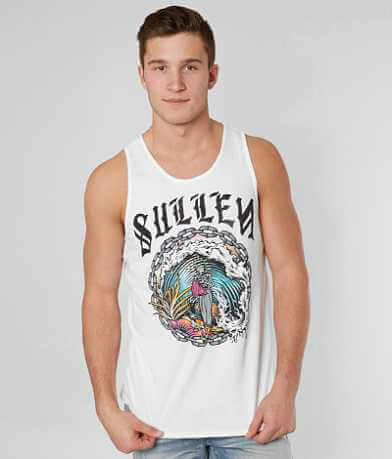Sullen Pray For Surf Tank Top