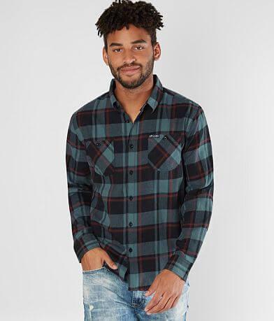 Sullen Challenge Flannel Shirt