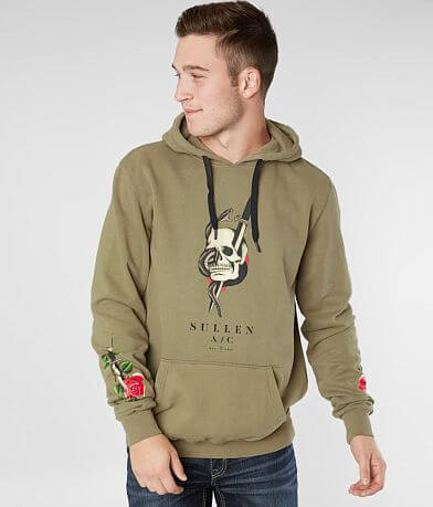 Sullen Dangers Hooded Sweatshirt