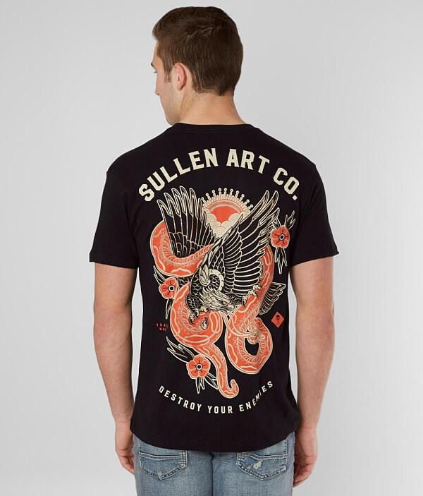 Shirt Battles Sullen T Shirt Shirt T Sullen Battles Sullen Sullen T Battles Battles 6q7xxwg