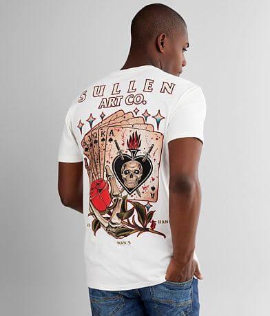Sullen Dead Man's Hand T-Shirt
