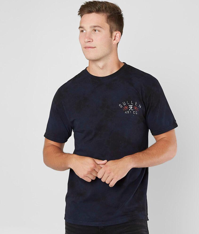 Sullen Black Eye T-Shirt front view