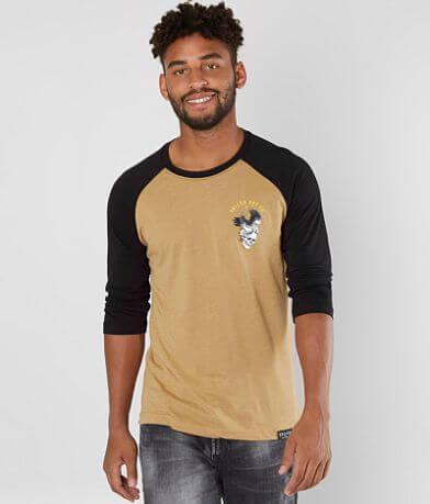 Sullen Blaq Eagle Raglan T-Shirt