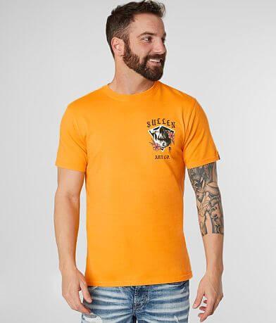 Sullen Rigoni Skull T-Shirt