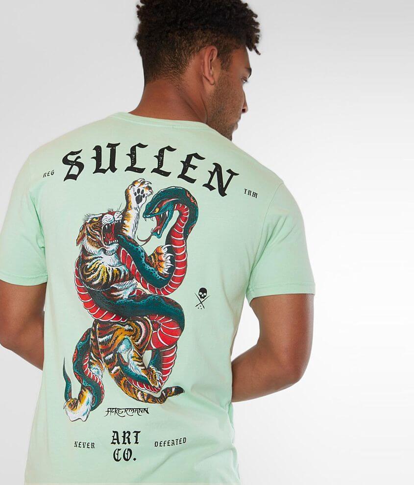 5f19bf9d Sullen Ackermann T-Shirt - Men's T-Shirts in Neptune | Buckle