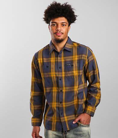 Sullen Pilsner Flannel Shirt