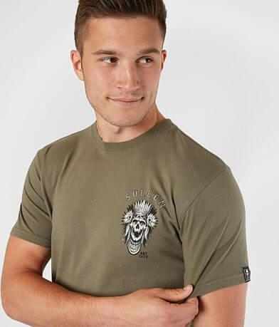 Sullen Holst Badge T-Shirt - Special Pricing
