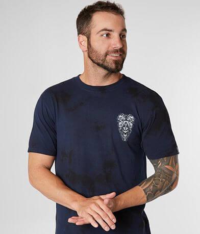 Sullen Blaq Wolf T-Shirt