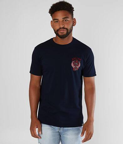 Sullen 3 Eye Tiger T-Shirt