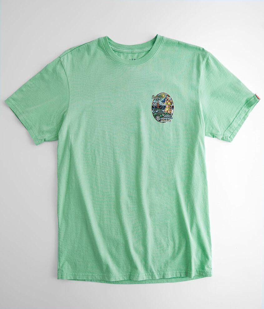 Sullen Tropic Thunder T-Shirt front view