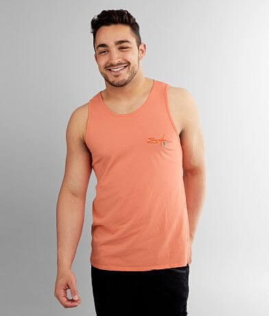 Sullen Pitted Tank Top