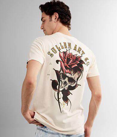 Sullen Jake Skull T-Shirt
