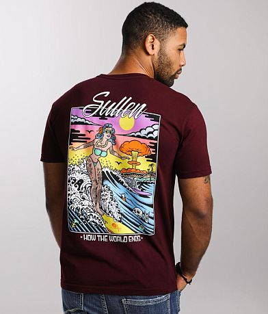 Sullen End Of The World T-Shirt