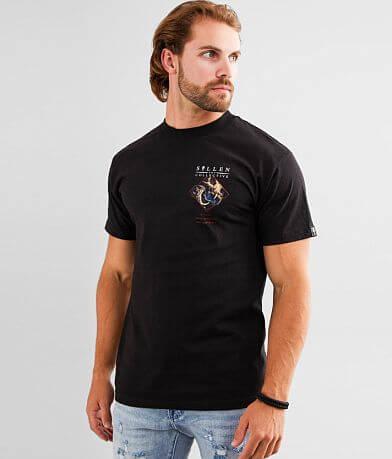Sullen Saber Skull T-Shirt