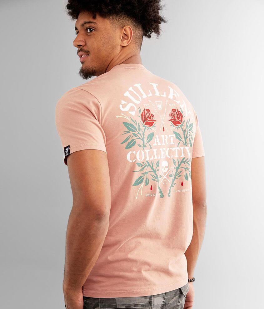 Sullen Pushers T-Shirt front view