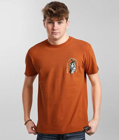 Sullen Stegall Skull T-Shirt