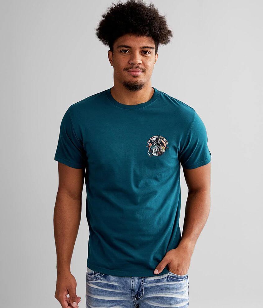 Sullen Pandemic Summer T-Shirt front view