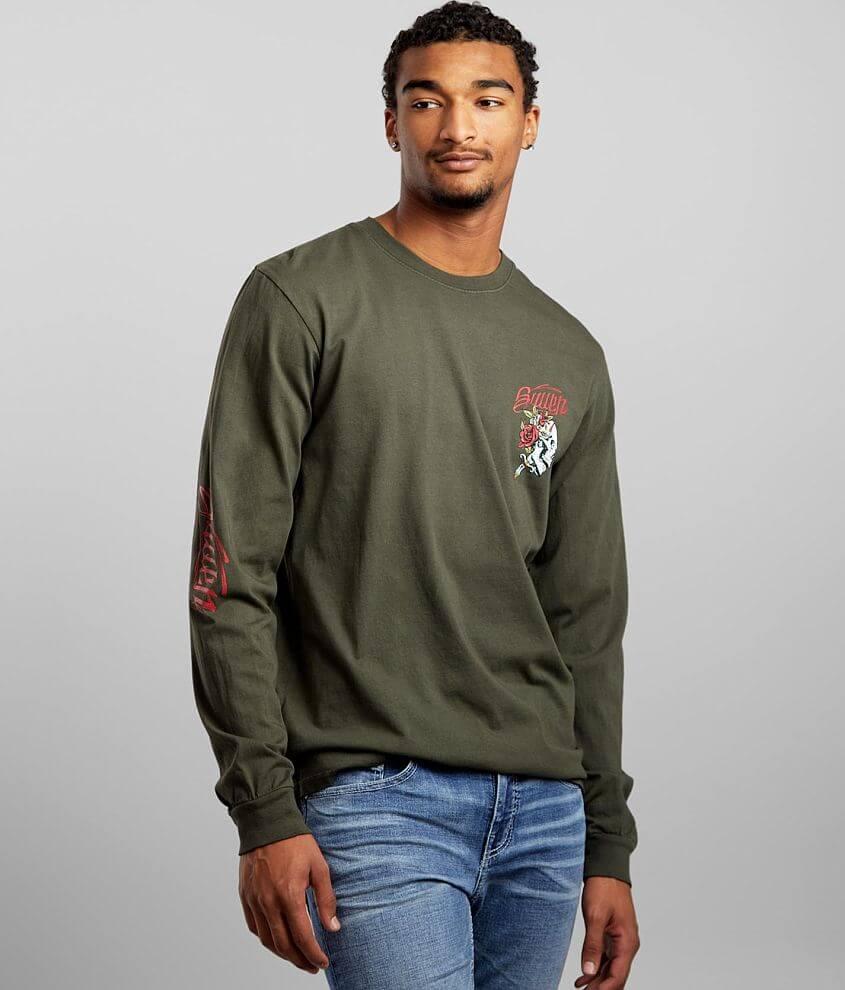 Sullen Pierce T-Shirt front view