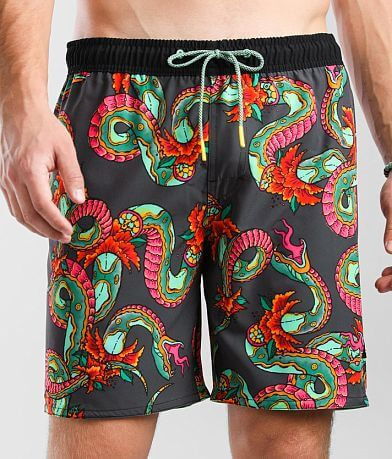 Sullen Trouser Snake Stretch Boardshort