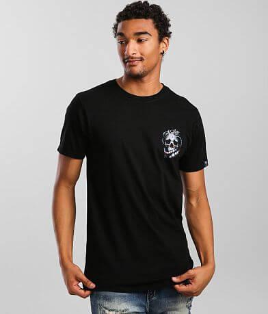 Sullen Muntab Skull T-Shirt
