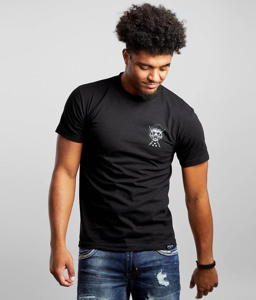 Sullen Holmes Badge T-Shirt front view