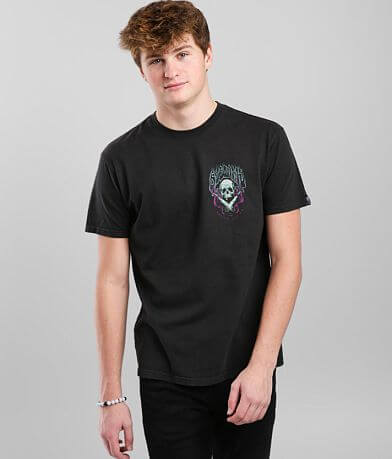 Sullen Partly Cloudy Sublime Band T-Shirt