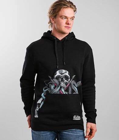 Sullen Snake Den Hooded Sweatshirt