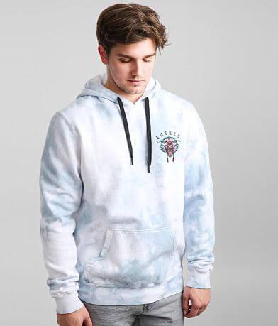 Sullen Polar Wolf Hooded Sweatshirt