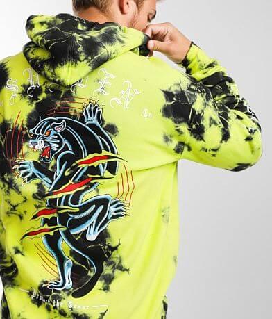 Sullen RIP Panther Hooded Sweatshirt