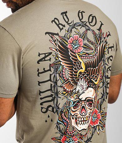 Sullen Trad Battle T-Shirt