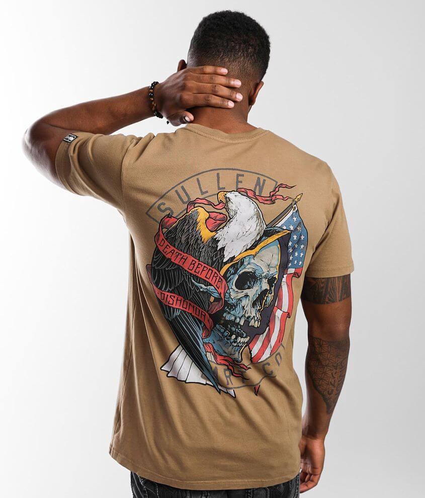 Sullen Honor T-Shirt front view