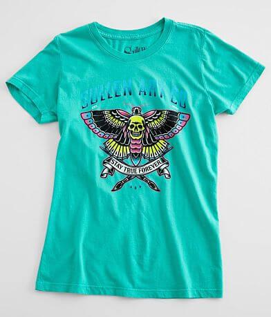 Sullen Angels Stay True T-Shirt