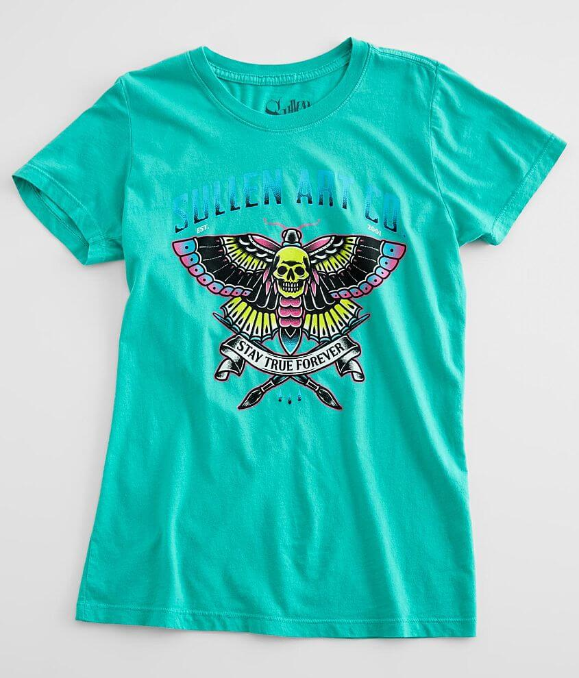 Sullen Angels Stay True T-Shirt front view
