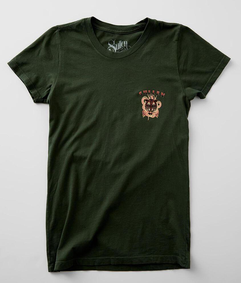 Sullen Angels Teyeger T-Shirt front view