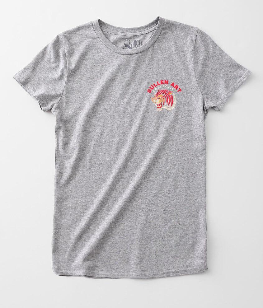 Sullen Angels Auburn Tigers T-Shirt front view