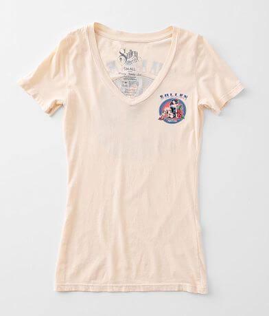 Sullen Angels One Rose T-Shirt