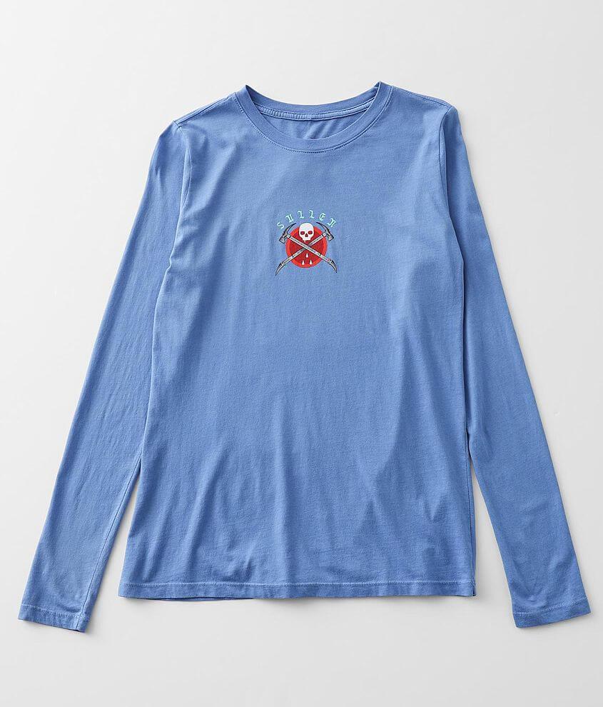 Sullen Angels Cross Hammer T-Shirt front view