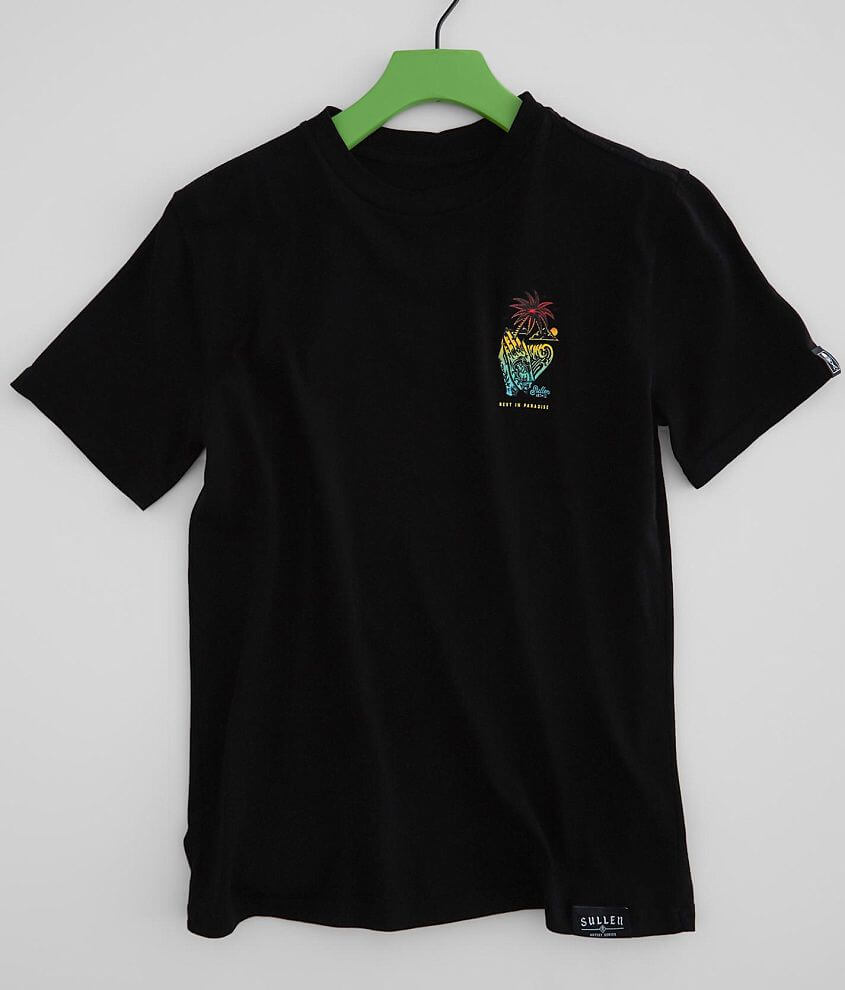 Boys - Sullen Rest In Paradise T-Shirt front view