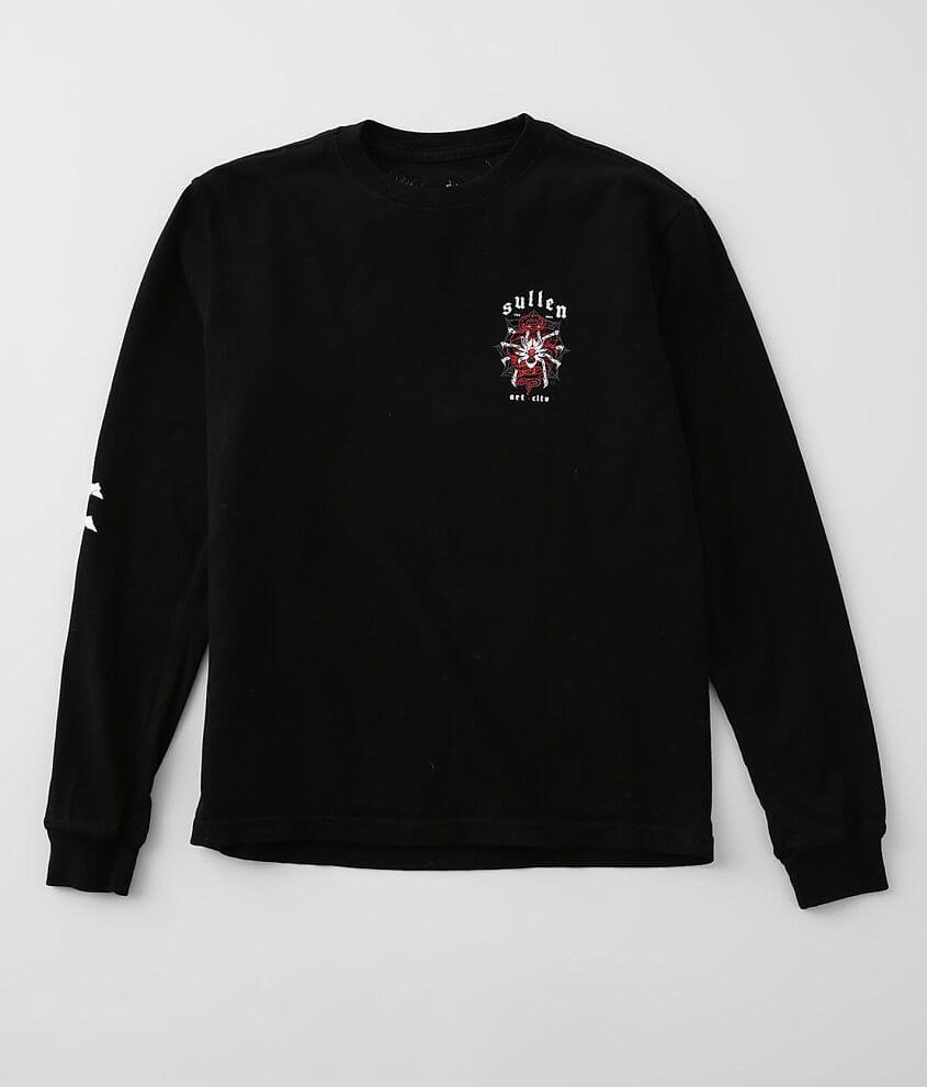 Boys - Sullen Venom T-Shirt front view