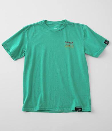 Boys - Sullen Tiger Style T-Shirt